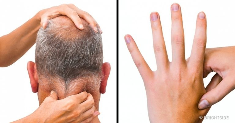 14 Pressure Points to Get Rid of Annoying Aches All Over Your Body